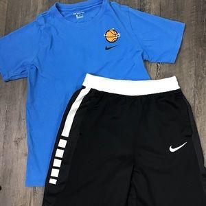 NIKE | Boys Shorts & Shirt